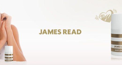 JAMES READ Sleep Tan Mask