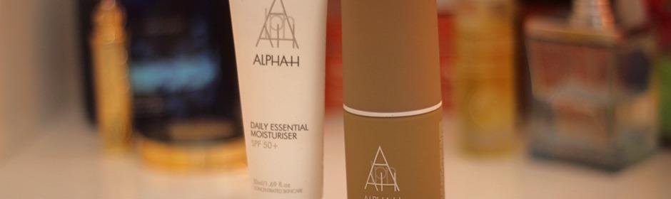 ALPHA-H Daily Essential Moisturiser & Liquid Gold