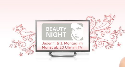 QVC Beauty Night