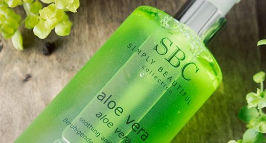 SBC Bath & Shower Gel Aloe Vera
