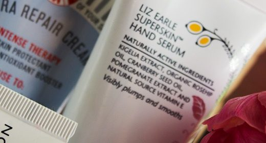 FIRST AID BEAUTY Ultra Repair Cream & LIZ EARLE Superskin Hand Serum