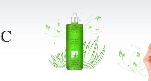 SBC Skin Gel Aloe Vera