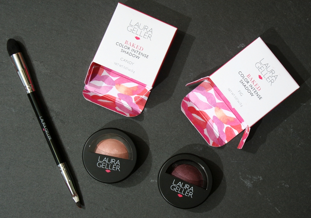 LAURA GELLER Baked Color Intense Shadow Candy & Fig