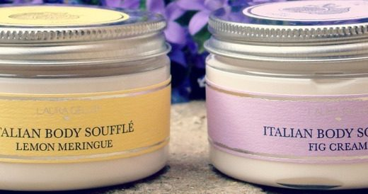 LAURA GELLER Italian Body Souffle Lemon Meringue & Fig Cream