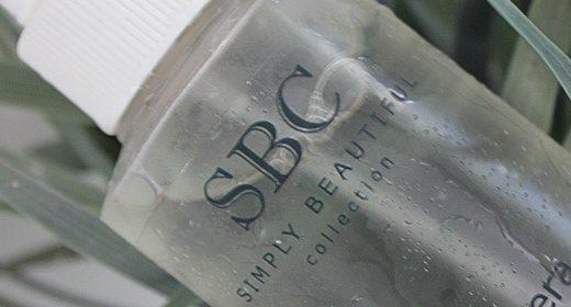 SBC Aloe Vera Spritz Körperspray