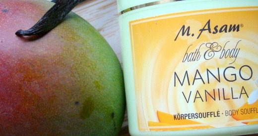 M. ASAM Bath & Body Mango Vanilla Body Souffle