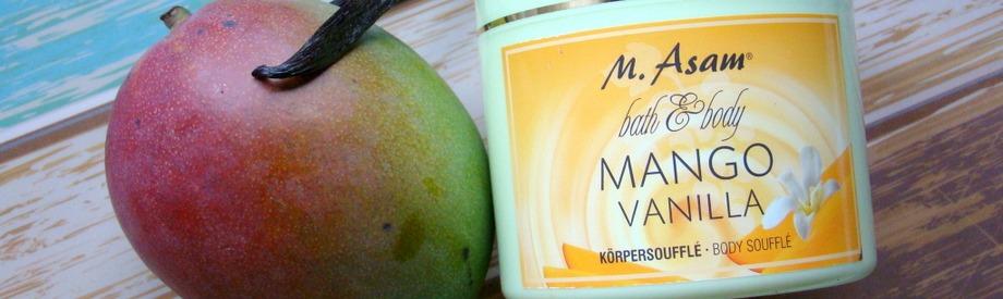 mango vanilla ist der neue sommerduft von m asam. Black Bedroom Furniture Sets. Home Design Ideas