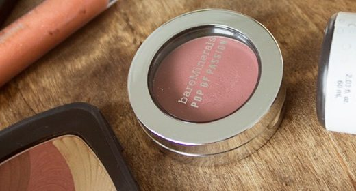 bareMinerals Pop of Passion Cream Rouge