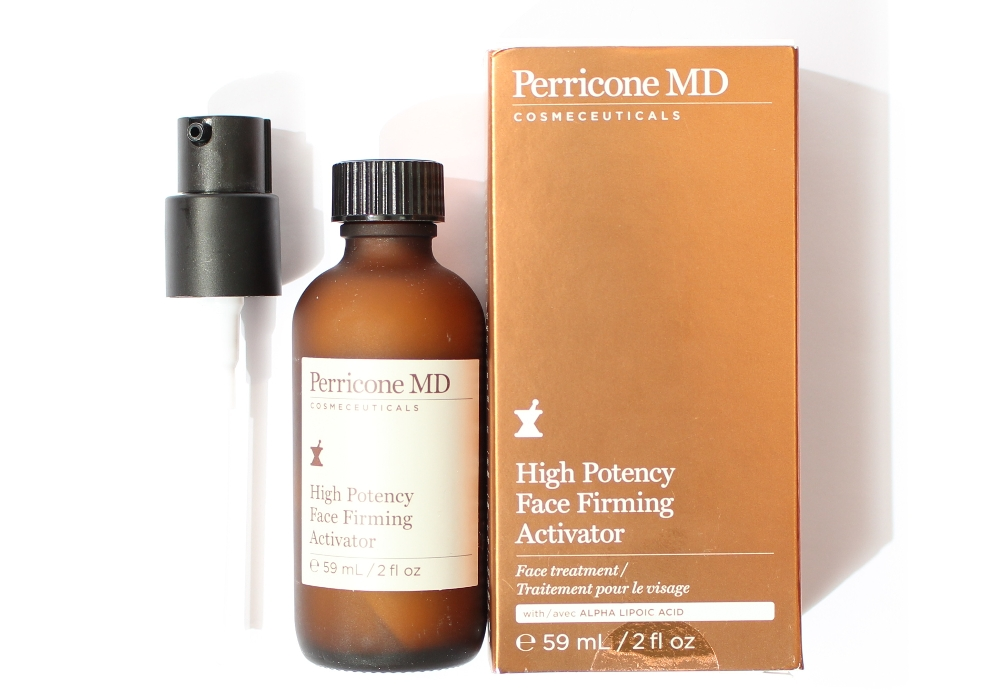 DR. PERRICONE High Potency Face Firming Activator Treatment
