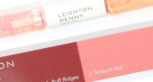 LEIGHTON DENNY Secret Buff Manikuere Set