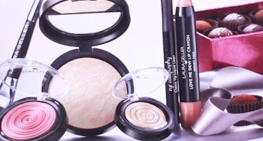 LAURA GELLER Dolce Amore Make-up Set
