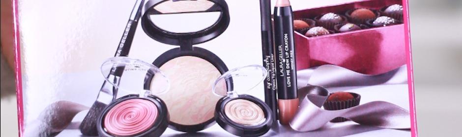 LAURA GELLER Dolce Amore Make-up Set