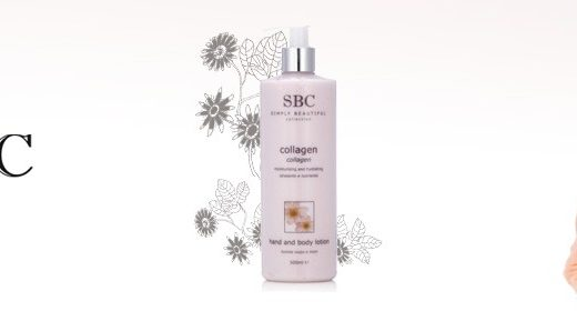 SBC Collagen Hand & Body Lotion