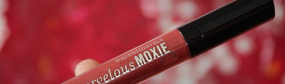 bareMinerals Marvelous Moxie Lipgloss Natural Beauty