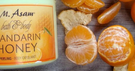 M. ASAM® Mandarin Honey Peeling