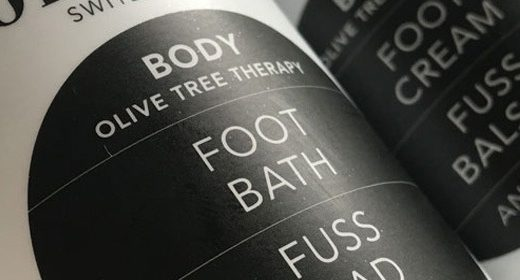 OLIVEDA Foot Bath