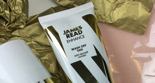 JAMES READ Enhance Wash Off Tan