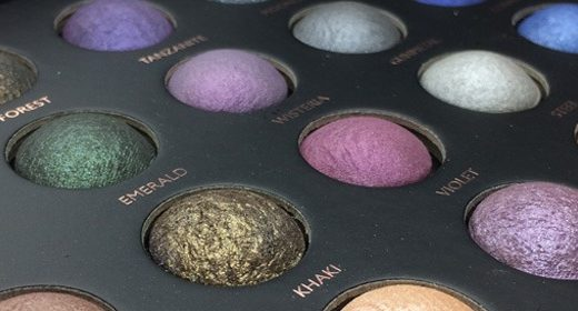 LAURA GELLER 20 Shades of Baked Eye Shadow Portfolio