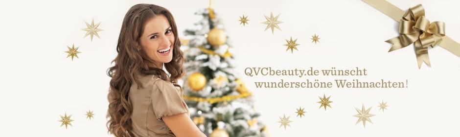 QVCbeauty.de Weihnachten