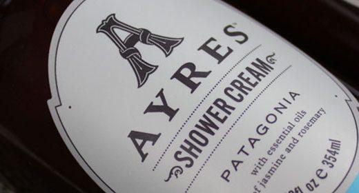 AYRES Patagonia Shower Cream