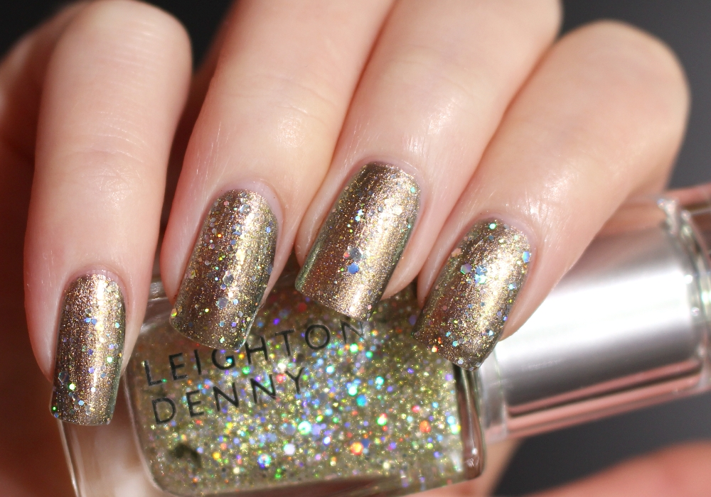 LEIGHTON DENNY Nail Polish Tell Me Aurora