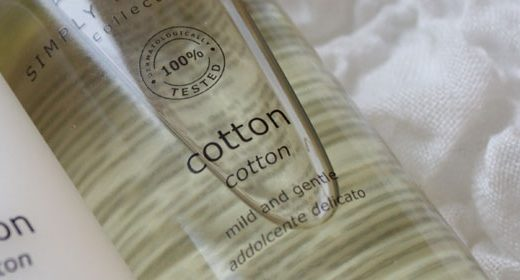 SBC Cotton Skincare Gel & Body Oil