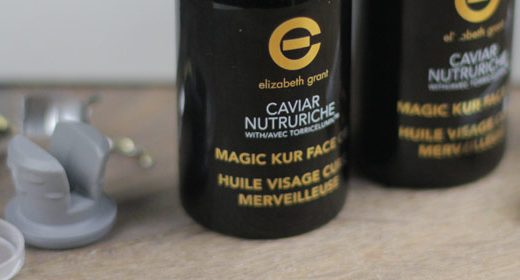 ELIZABETH GRANT NUTRURICHE CAVIAR Magic Kur Face Oil