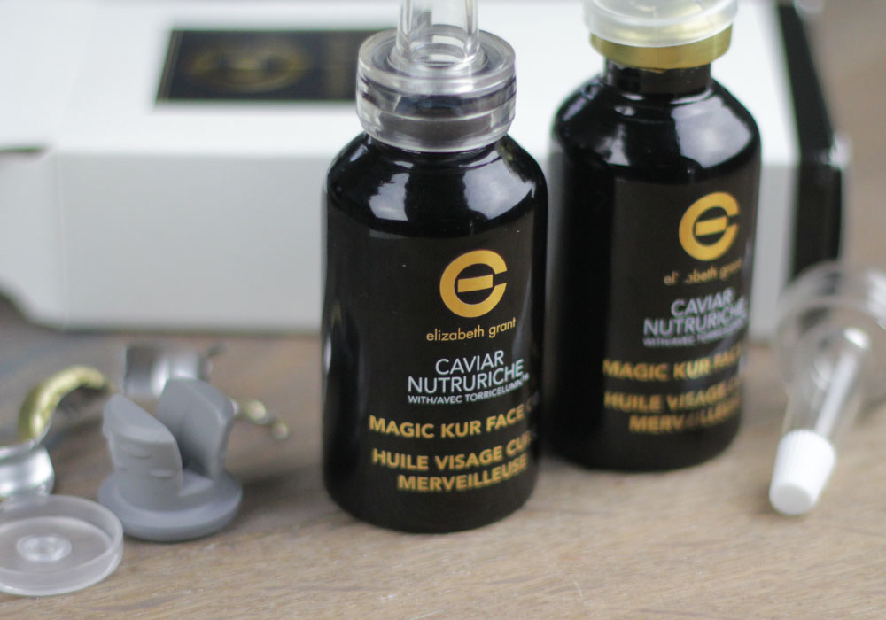 ELIZABETH GRANT CAVIAR NUTRURICHE Magic Kur Face Oil