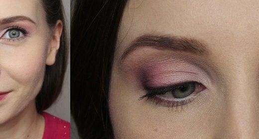 Valentinstag-Make-up