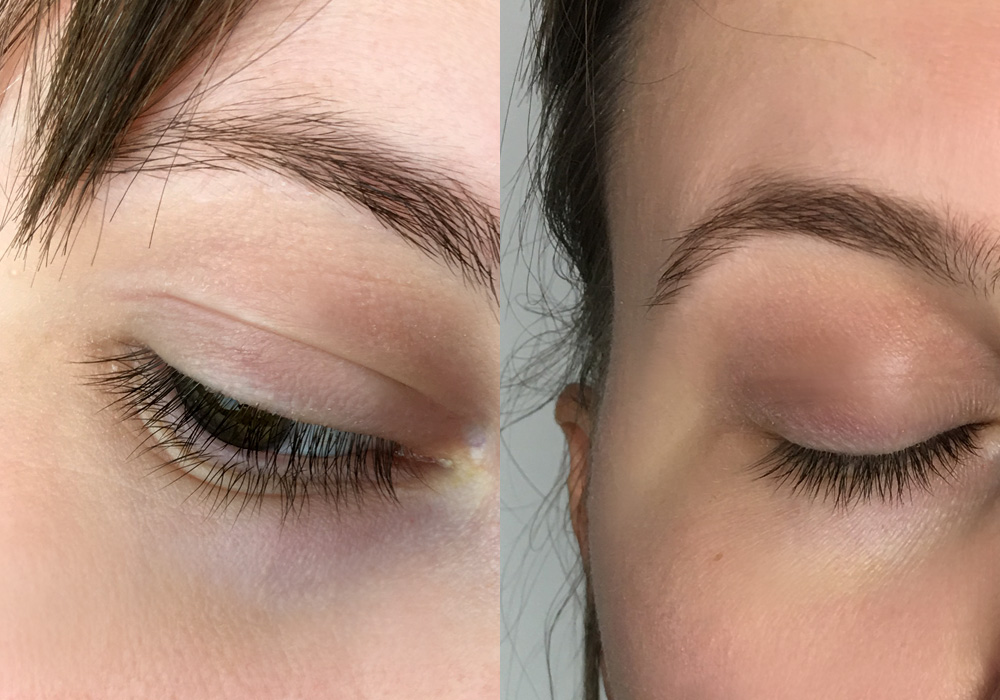 LASH FOOD Eyelash Transformation