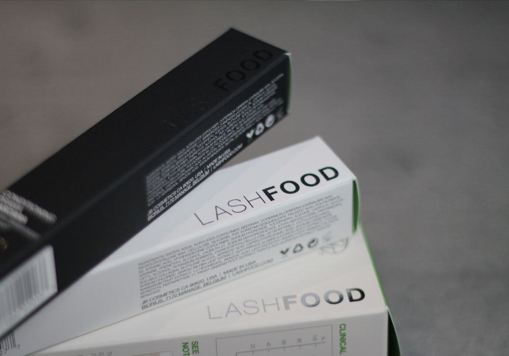 LASH FOOD Eyelash Kit