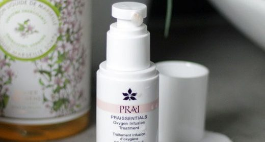PRAI PRAISSENTIALS Oxygen Infusion Treatment
