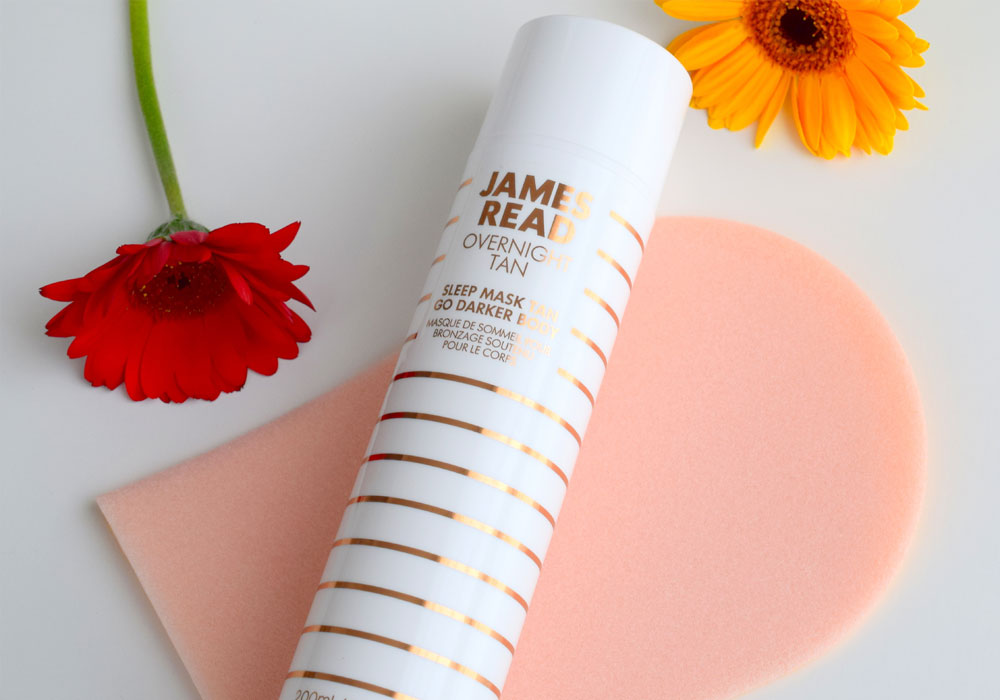 JAMES READ Sleep Mask Go Darker Body & Face