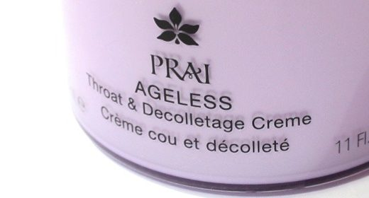 PRAI AGELESS Throat & Decolletage Creme