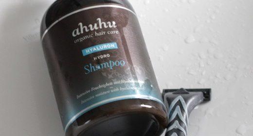 ahuhu organic hair care Hydro Shampoo