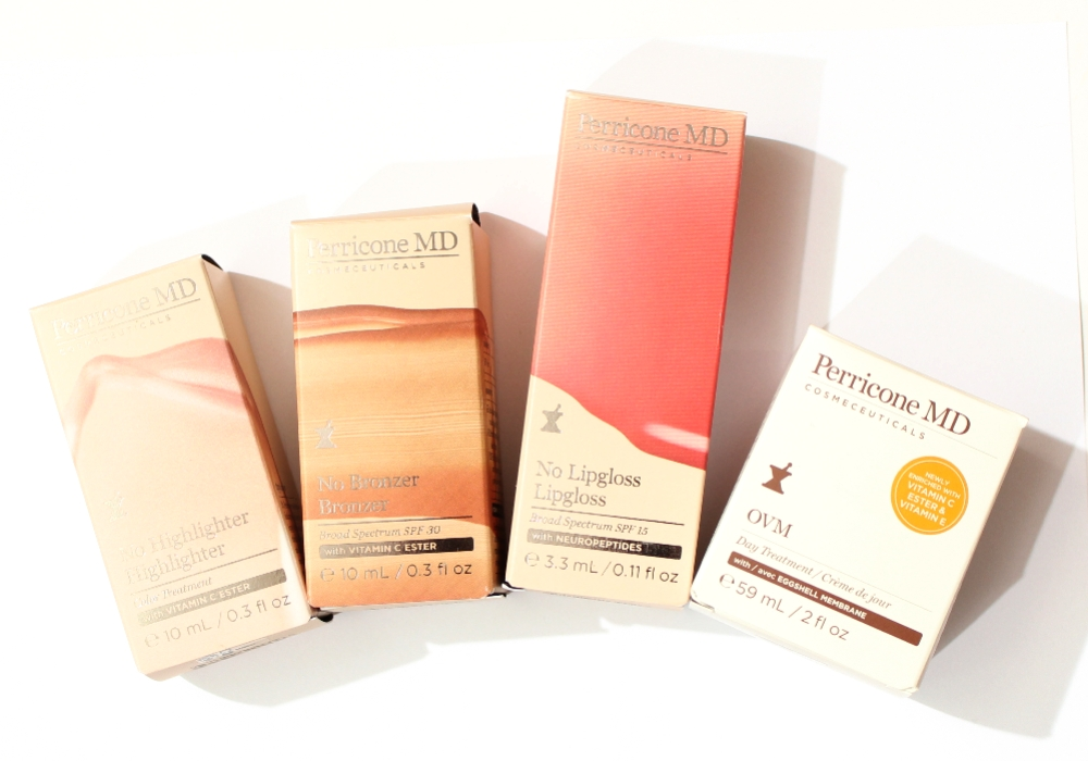 DR. PERRICONE No Make-up Make-up & OVM Day Treatment