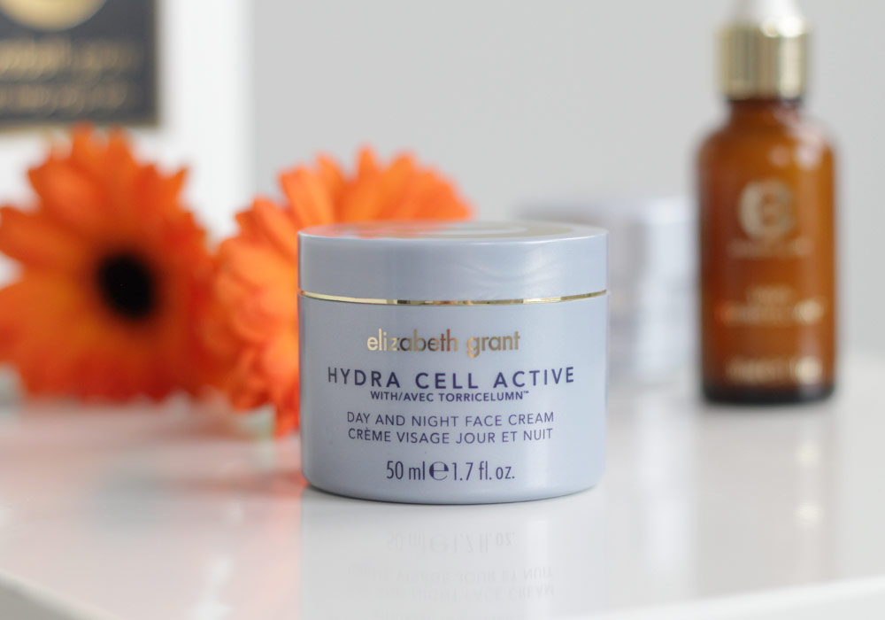 ELIZABETH GRANT HYDRA CELL ACTIVE Day and Night Face Cream