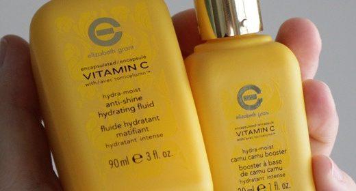 ELIZABETH GRANT VITAMIN C Hydrating Fluid & Camu Camu Booster