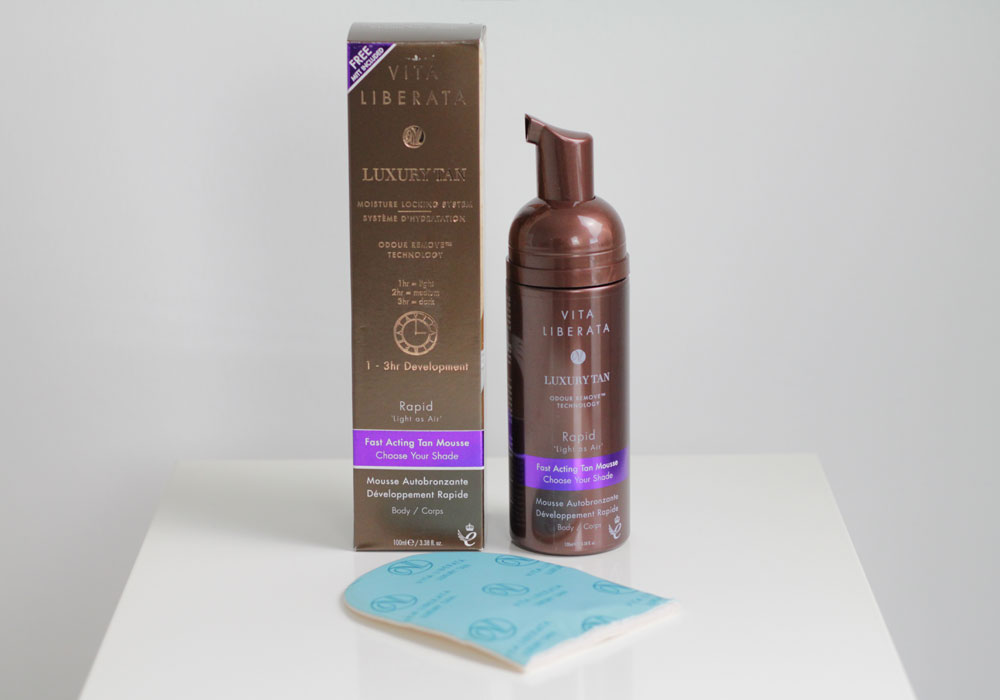 VITA LIBERATA Rapid Tan Mousse