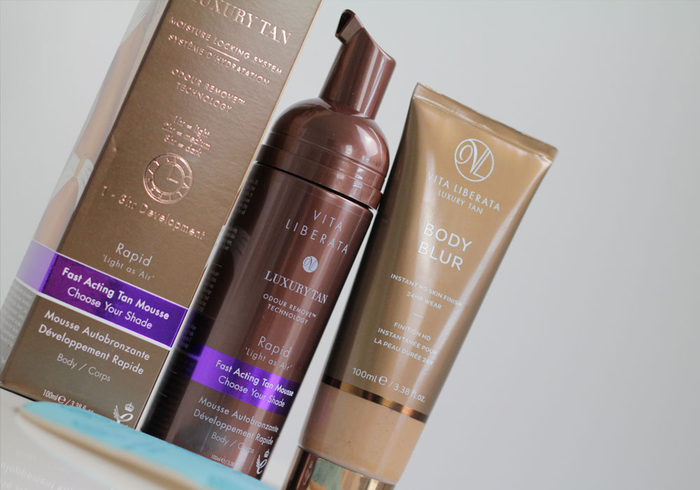 VITA LIBERATA Rapid Tan Mousse & Body Blur