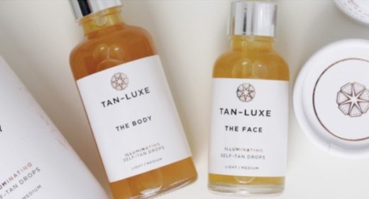 TAN LUX The Body & The Face Illuminating Self-Tan Drops