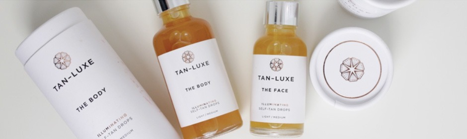 tan luxe the face the body self tan drops im test. Black Bedroom Furniture Sets. Home Design Ideas
