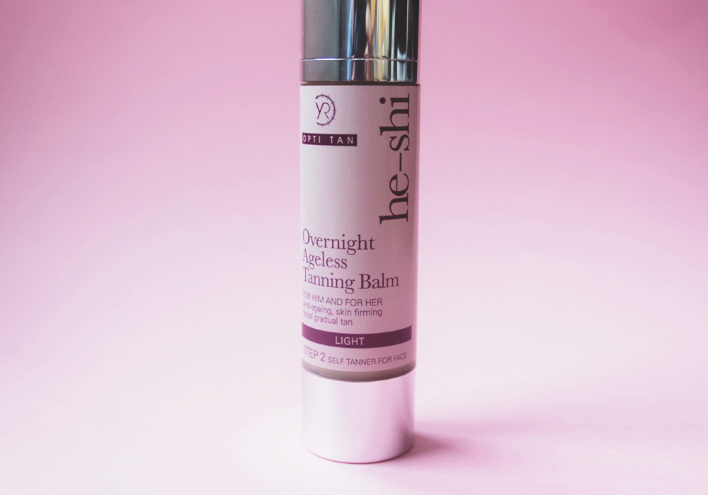 HE-SHI Overnight Ageless Tanning Balm