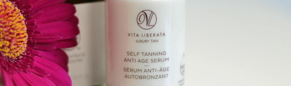 VITA LIBERATA Self Tanning Anti Age Serum