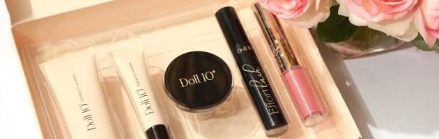 doll no 10 total look make up set im test. Black Bedroom Furniture Sets. Home Design Ideas