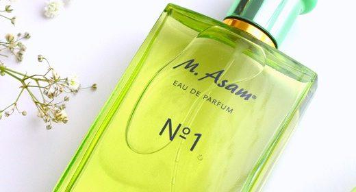 M. ASAM VINO GOLD Eau de Parfum No. 1