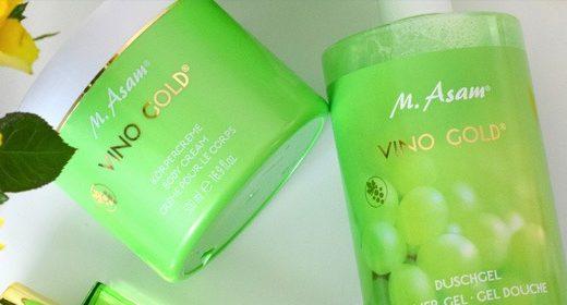 M. ASAM® VINO GOLD Hautpflege