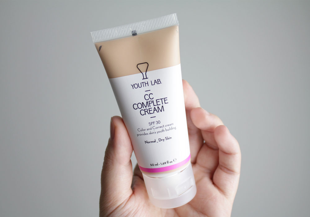 YOUTH LAB CC Complete Cream SPF 30