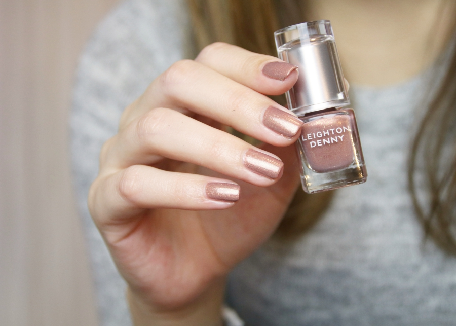 LEIGHTON DENNY Nail Polish Down Memory Lane