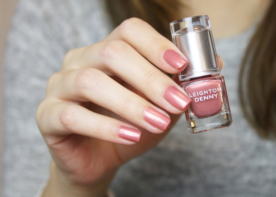 LEIGHTON DENNY Nail Polish Images of the Past